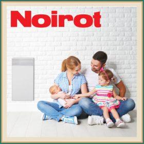 NOIROT fűtőtestek