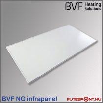 BVF NG 800W infrapanel (60x120cm) - fehér, alumínium keret