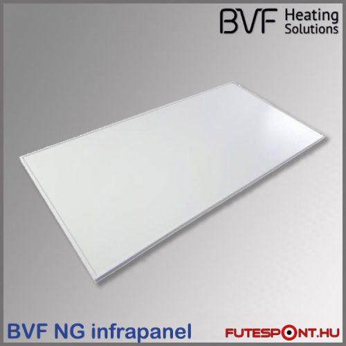 BVF NG 700 W infrapanel (60x120cm) - fehér, alumínium keret