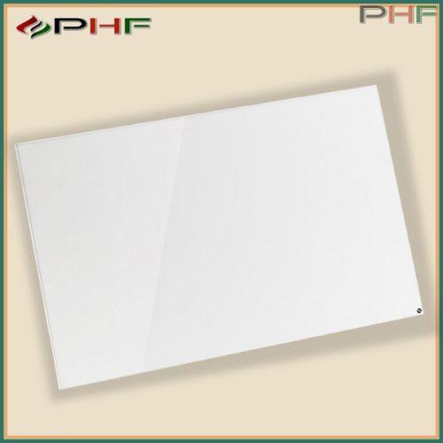 BVF PG 800W edzett üveg infrapanel 60x120x3 cm - fehér