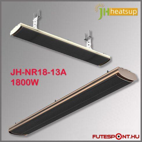 JH-NR18 1800W infra sötétsugárzó, fekete