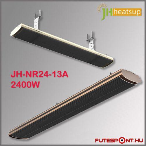 JH-NR24-13A  2400W infra sötétsugárzó, fekete