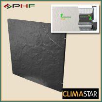 Climastar Smart Touch 1000W - kerámia hőtárolós elektromos fűtőpanel - 3 színben