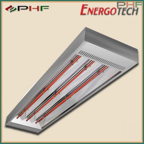 Energotech Energoinfra Industry EIR3000 - 3000W ipari infra hősugárzó fűtőtest