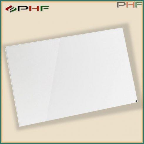 BVF PG 600W edzett üveg infrapanel 60x90x3 cm - fehér