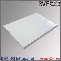 BVF NG 500W infrapanel (60x90cm) - fehér, alumínium keret
