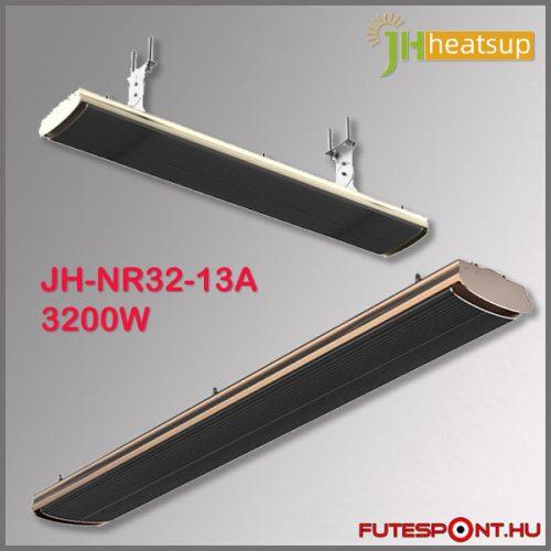 JH-NR32-13A 3200W infra sötétsugárzó, fekete