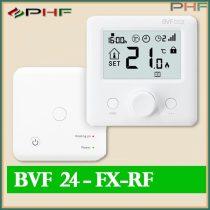 BVF 23-FX - RF termosztát dupla szenzorraal