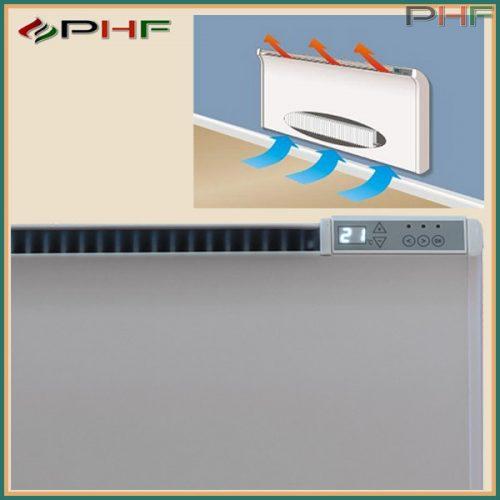 GLAMOX TPA 06 GDT 600W - norvég elektromos fűtőpanel programozható termosztáttal