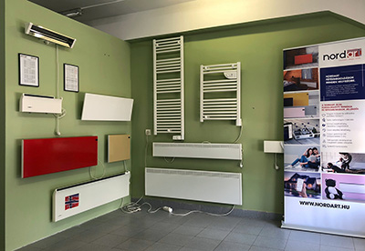 Nyíregyháza elektromos fűtés, Nordart POnt