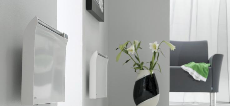 Glamox TPA GDT norvég elektromos fűtőpanel